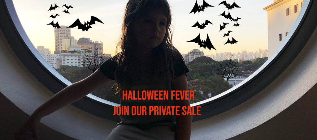 Private Sale: HALLOWEEN FEVER. Only-friend-offer