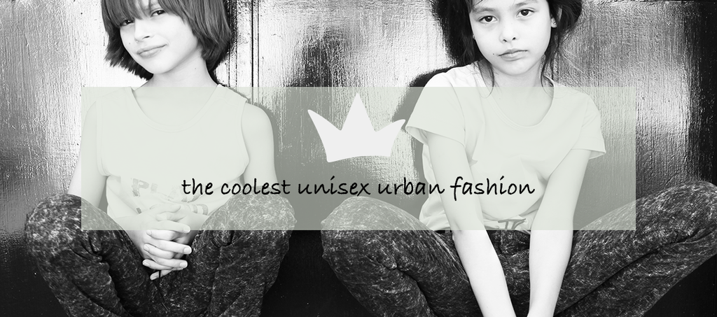 cool unisex streetwear for kids 2 to 10 years