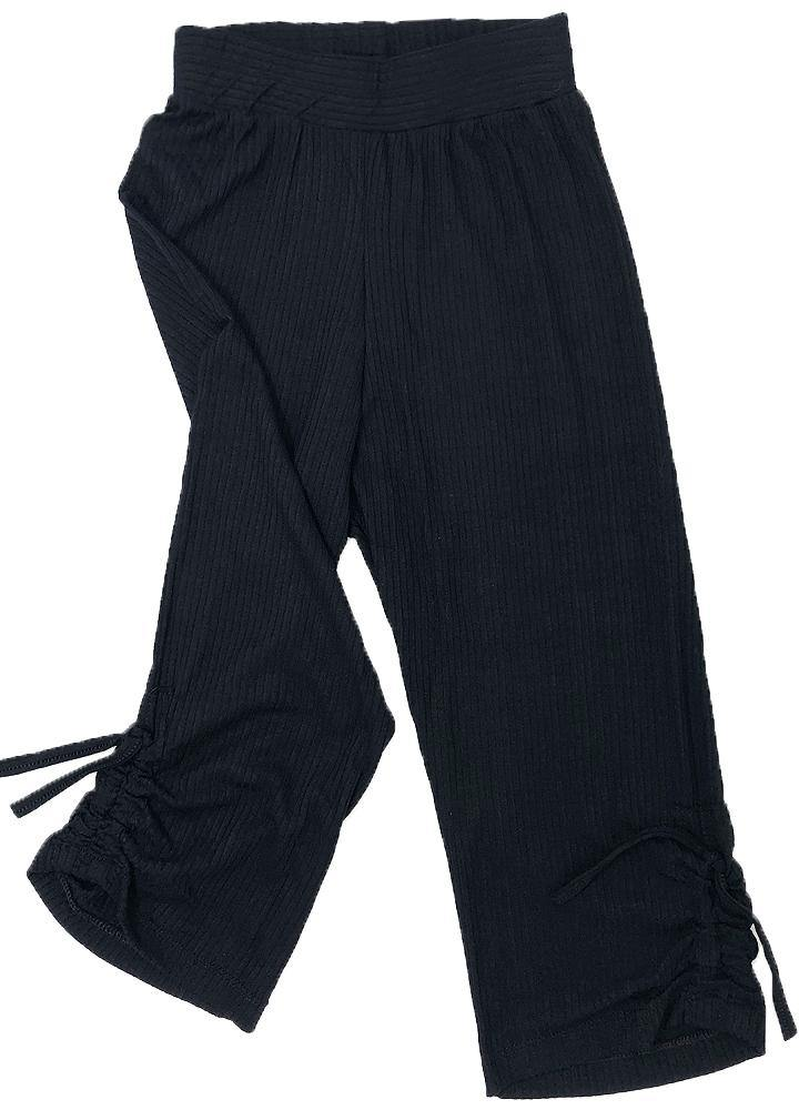 super soft black pants