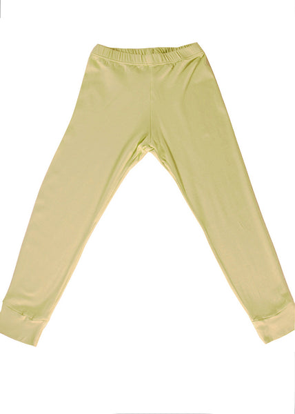 Super soft lounge pants, very comfortable and cool, lemon color. Unisex. Combined with the lemon t-shirt makes the perfect pijama.