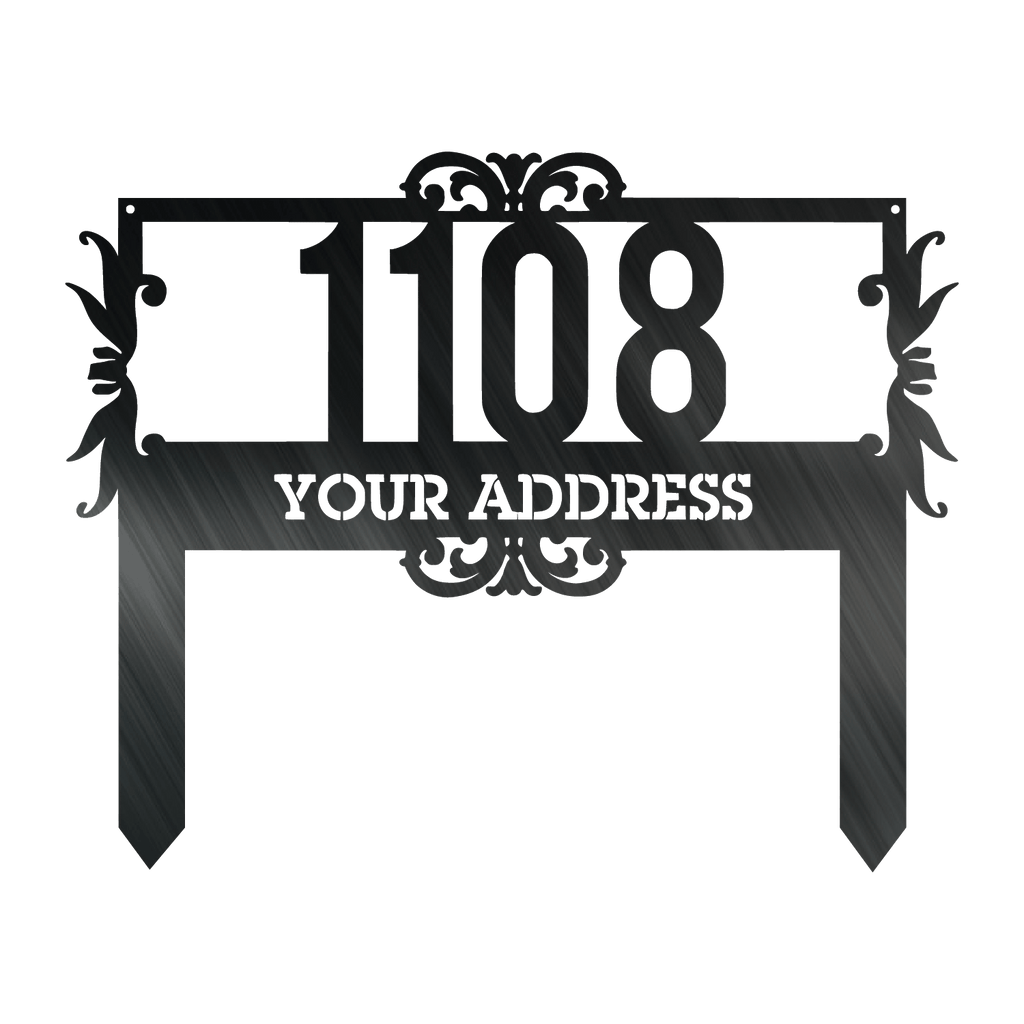 ADDRESS STAKE