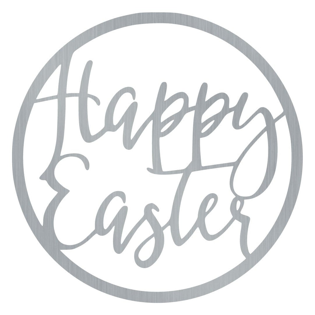 Happy Easter Circle