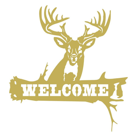 Deer Mount Welcome