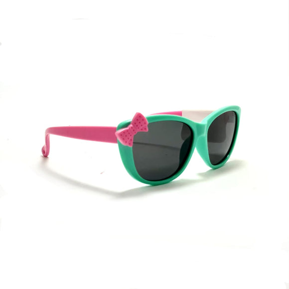 2020 ريبان Sun Glasses Kids girls Cateye Lense_ S 8198#