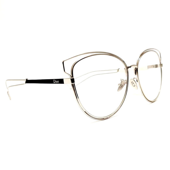 ديور  Cateye  lenses  Women eyeglasses ELECTRIC#