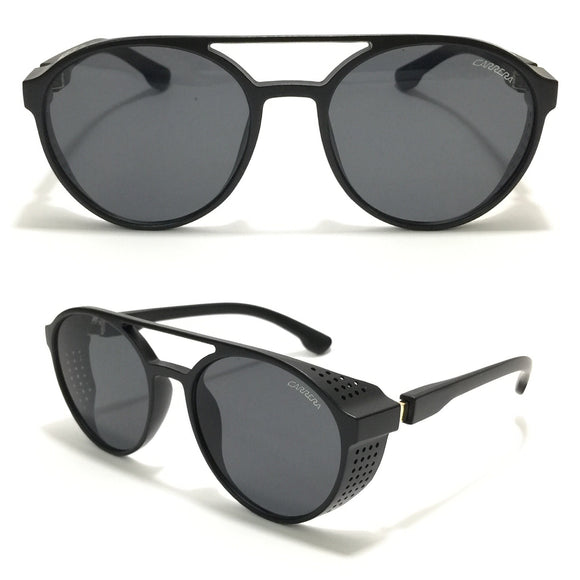 كاريرا - Circle Black Sunglasses 1807