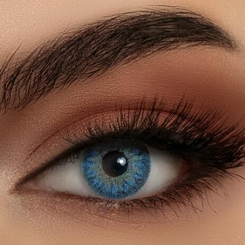 2020  فريش لوك  Cosmetic contact lenses- Gray