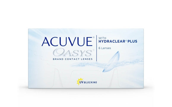 ACUVUE OASYS   Brand Contact Lenses with HYDRACLEAR  PLUS 2020