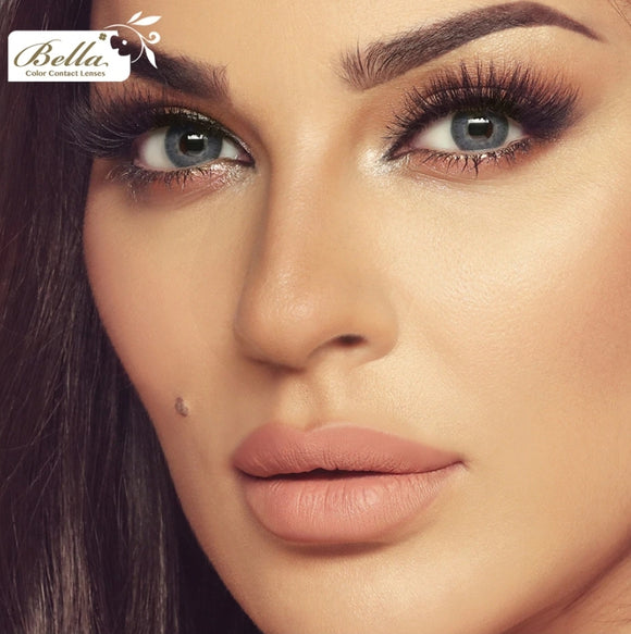 بيلا ايليت 2020  Cosmetic contact lenses- Midnight Blue