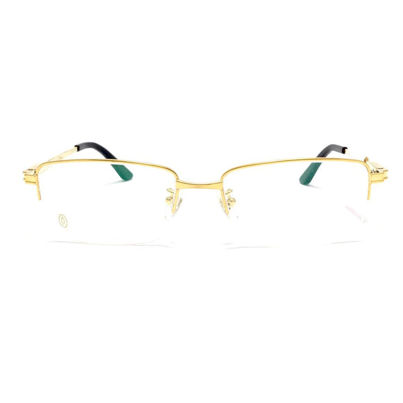 كارتيه  - Regtangle  lenses   eyeglasses KJB#23