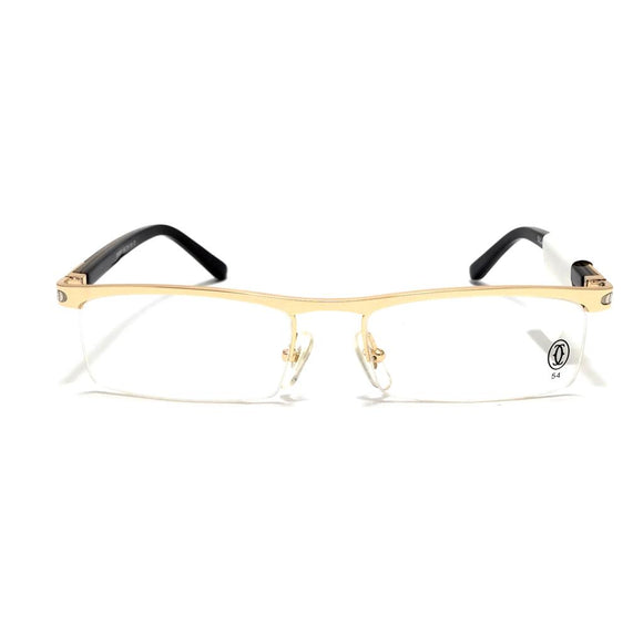 كارتيه  - Regtangle  lenses   eyeglasses #8100811