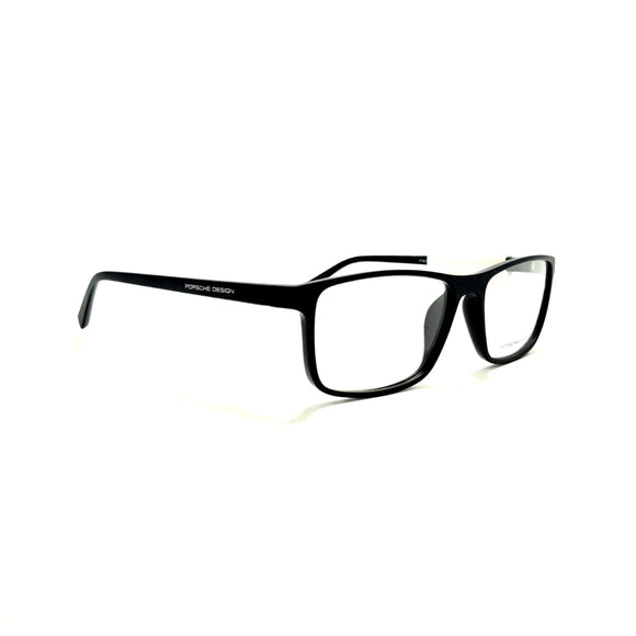 بورش ديزاين - Rectangle lanse frame men eyeglasses P8497#