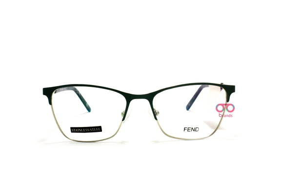 2020 فندي Eyeglasses Rectangle Lanse  Women #3473