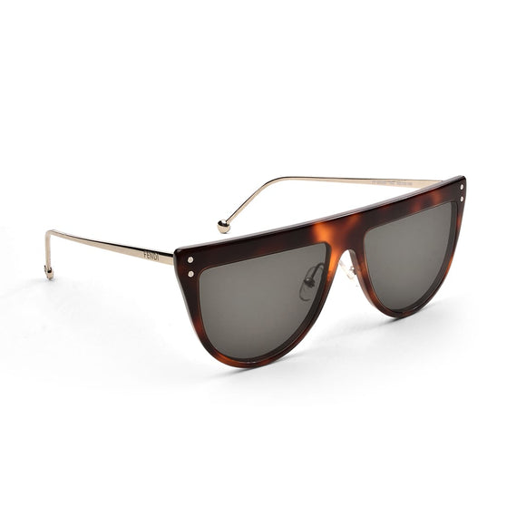 فيندى -  cat eye  Women Sunglasses ff0372#