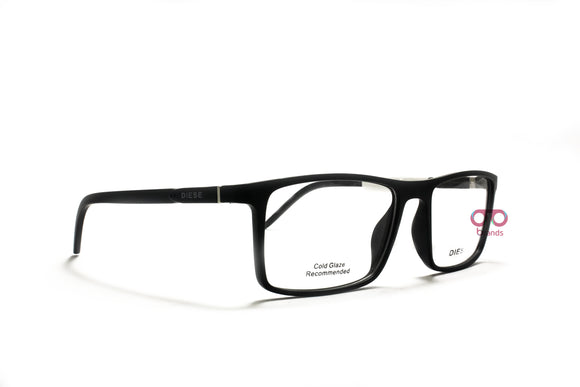 ديزل-  Rectangle  lenses unisex  eyeglasses DL5199#