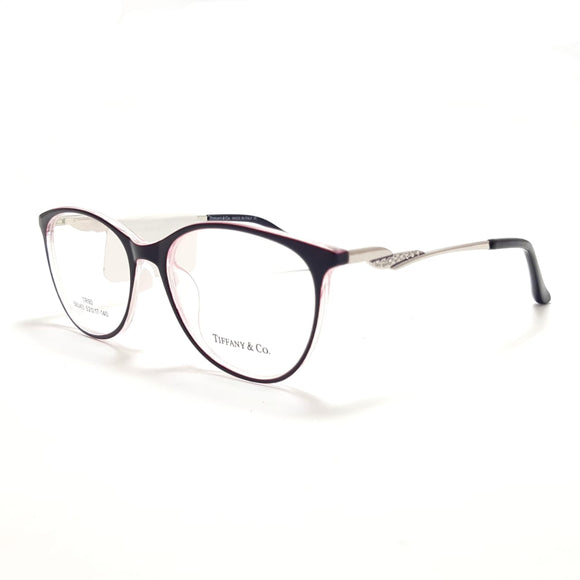 2020 تيفانى -  Cateye lenses  Women eyeglasses #58043