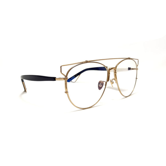 ديور  -cateye lenses  Women eyeglasses TECHNOLGIC
