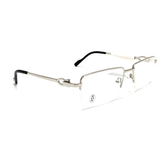 كارتيه  - Regtangle  eyeglasses T8100687#