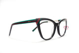 جوتشي Eyeglasses Women Cat Eye Lanse GG0658#