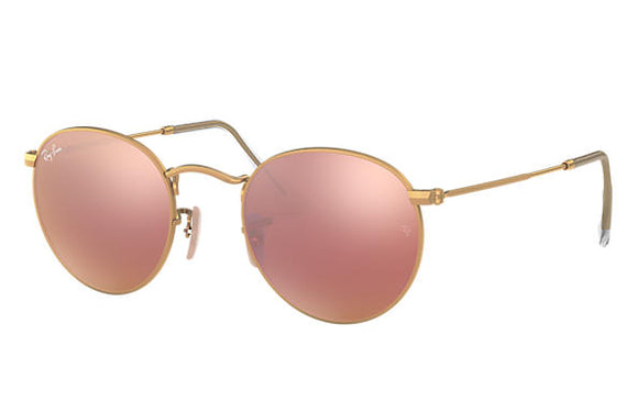 ريبان round metal sunglasses rb3447