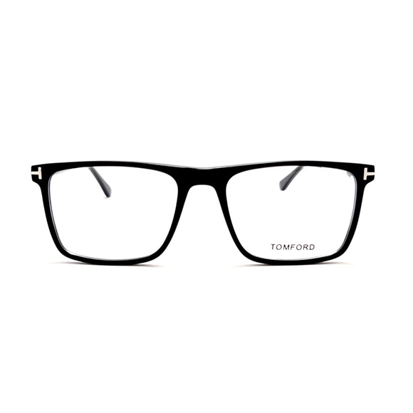توم فورد -Regtangle lenses  Men eyeglasses TF5636#