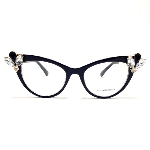 دولشى اند جاباننا-CAT eye  lenses  Women eyeglasses 97563