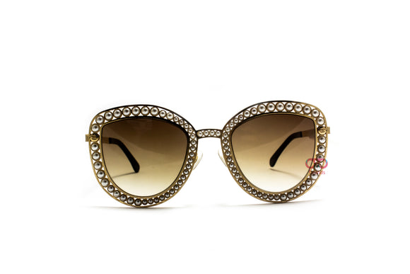 شانيل - Oval lens - women sunglasses #71111S