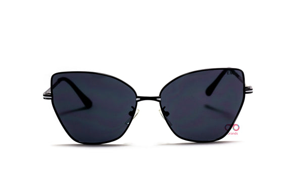 فيندى -  Cat eye lenses  Women Sunglasses fe0000#
