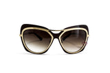 ديور  -  OVAL Frame - Woman Sunglasses 0261s