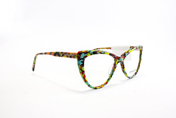 شانيل   Cateye Women Eyeglasses L013