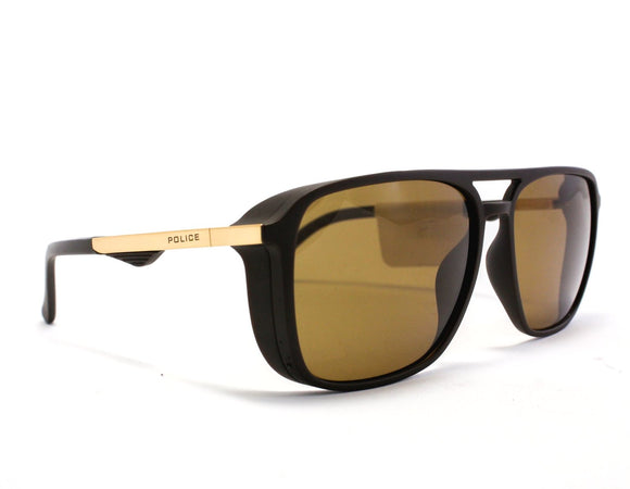بوليس  - Rectangle Frame  - men sunglasses p0046