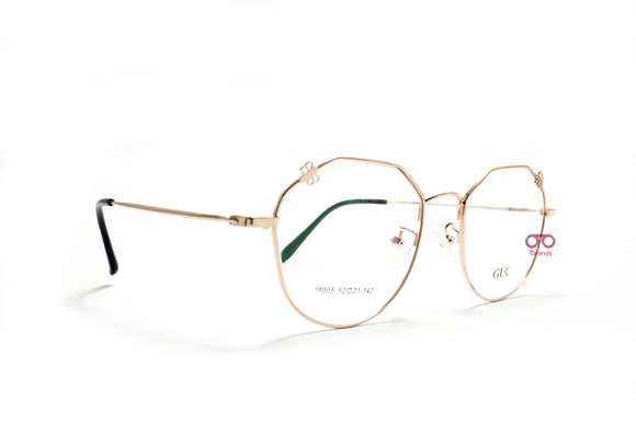 جوتشى Circle Lanse  Eyeglasses Women -  M005#