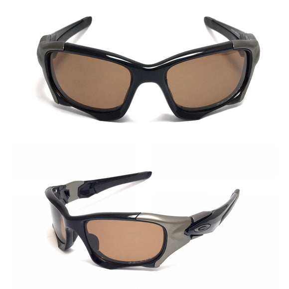 Oakley Sunglasses For Men اوكلى - Polarized - Brown