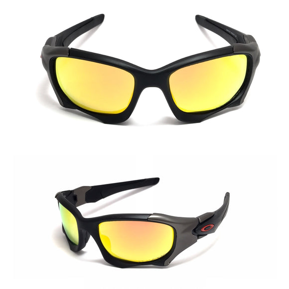 Oakley Sunglasses For Men اوكلى - Polarized - Yellow