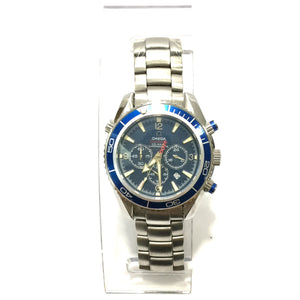أوميجا Round Stainless Steel  Watch