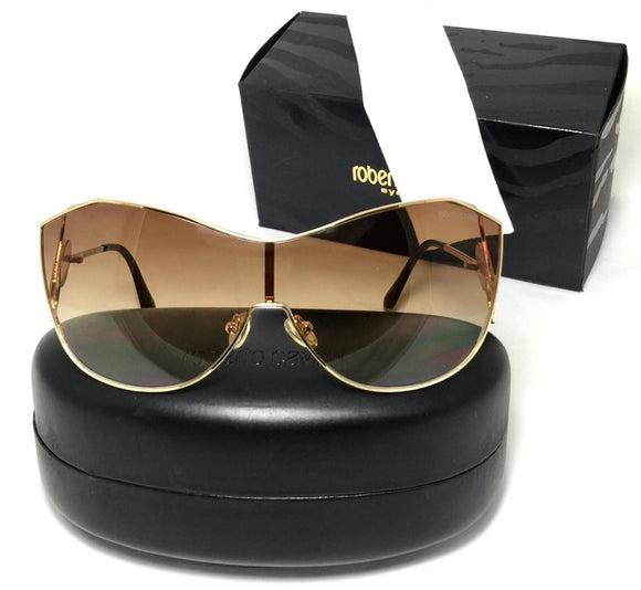 روبيرتو كفالى - mask frame black lens _ women sunglasses #2262
