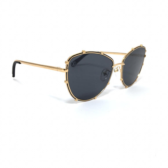 لويس فيتون - cat eye black lens - women sunglasses