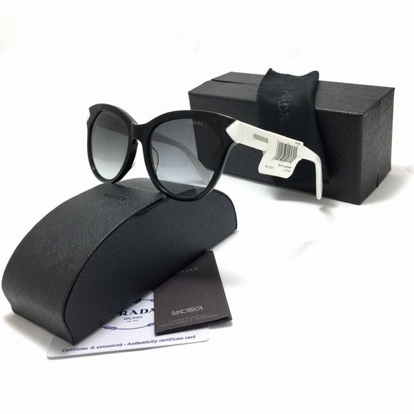 برادا cat eye  - women - sunglasses PR.21ss