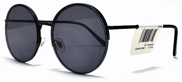 2020  جوتشى Black  Frame Sunglasses For Men - GG0048 ROUND