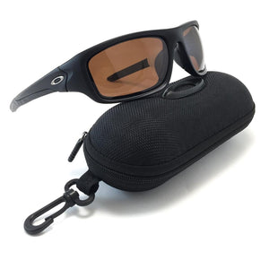 Sunglasses For Men اوكلى - Polarized - Brown- OO9236