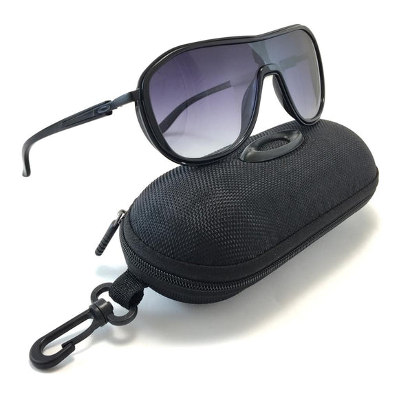 اوكلى Sunglasses For Men - Black - oo4133 / Polarized