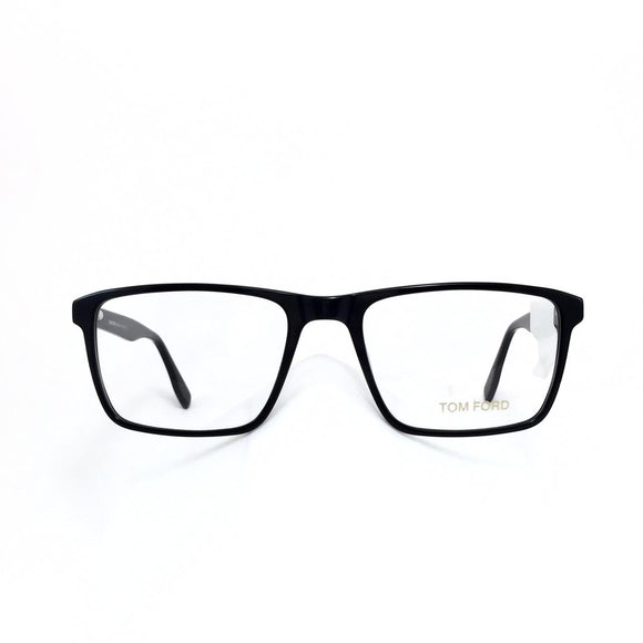 توم فورد -Regtangle   Men eyeglasses fT5666#