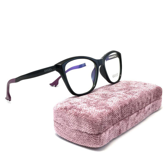 جوتشي Eyeglasses Women Cat Eye GG2045#