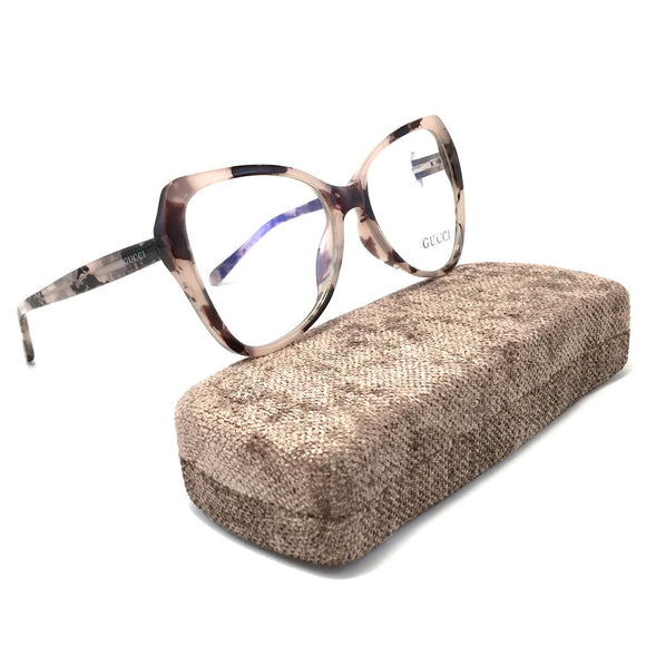 جوتشي Eyeglasses Women cateye 2011G2#