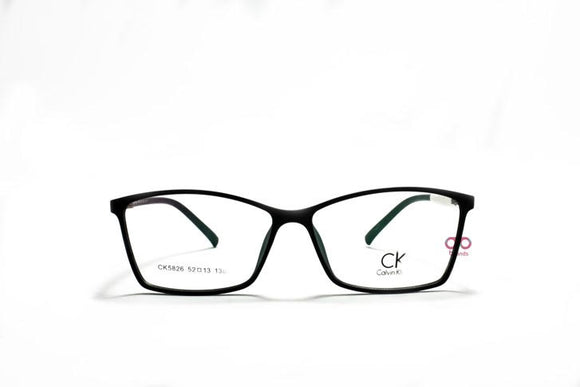 2020 كيلفن كلاين -rectangle lenses  eyeglasses CK5826#