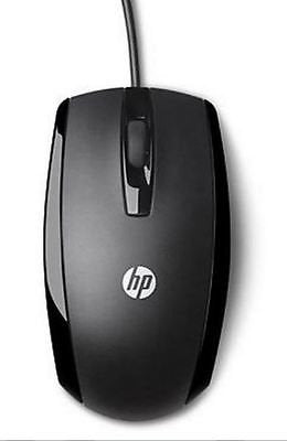 HP USB X500 Wired Optical Sensor Mouse