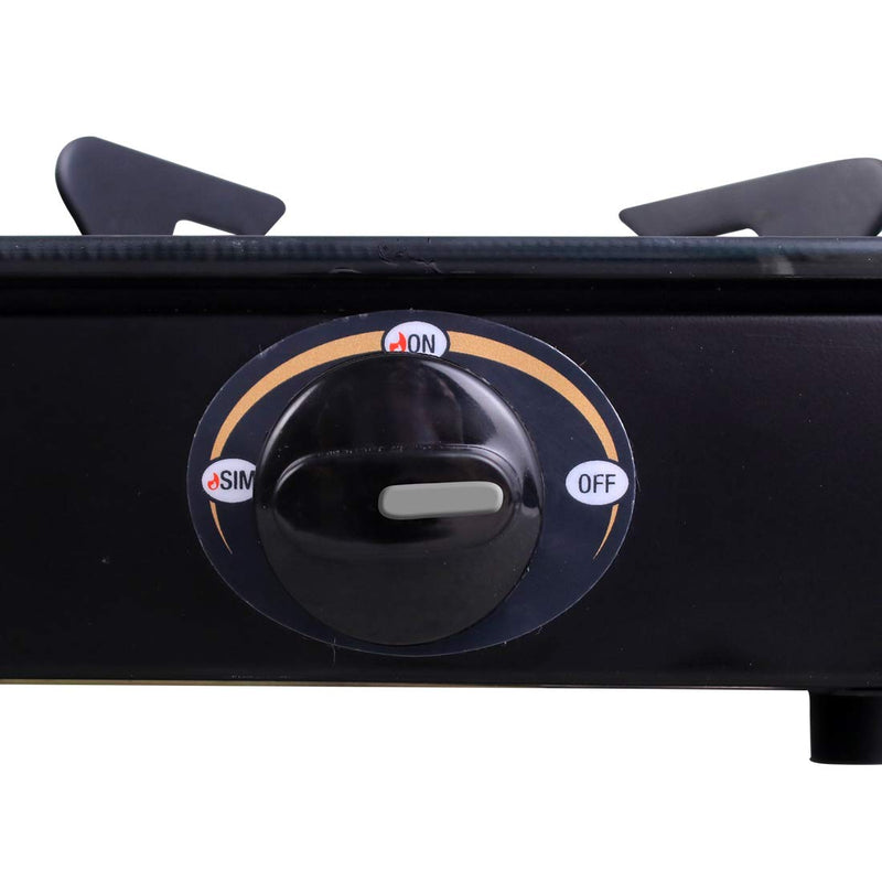 Wonderchef  Power 3 Burner Glass Gas Stove