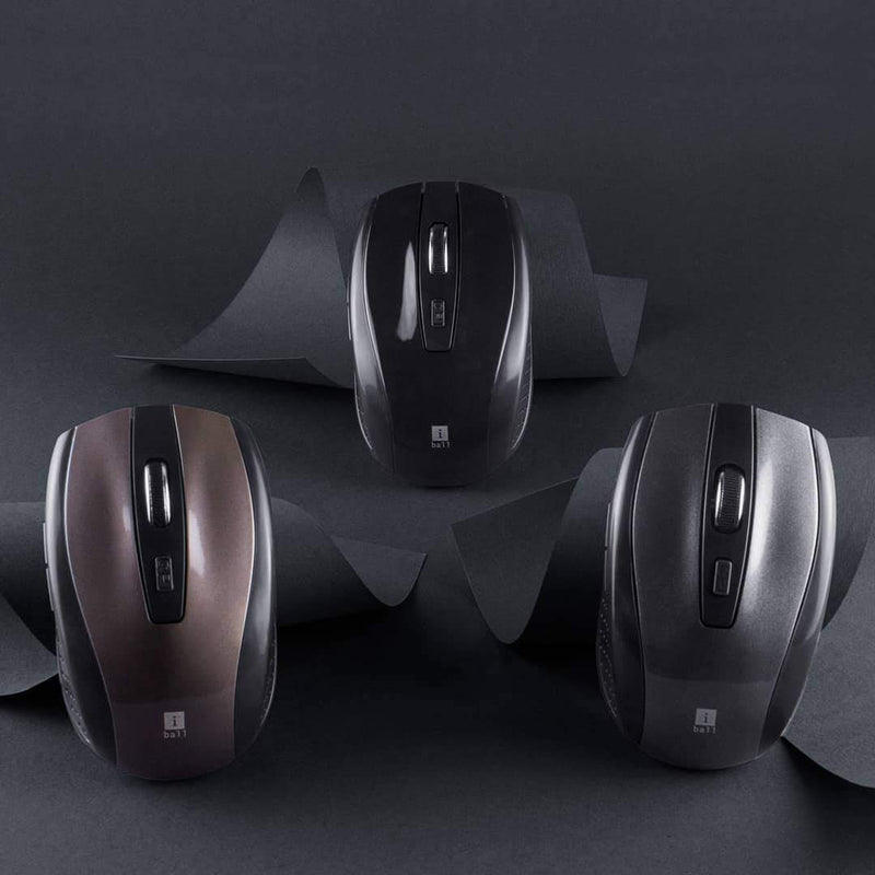 iBall Freego G18 Wireless 2.4GHz Wireless Technology Mouse