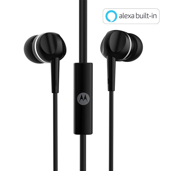 Motorola Pace 100 in-Ear Headphones with Mic