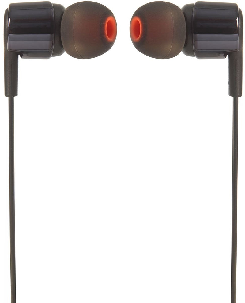 JBL T210 Pure Bass in-Ear Headphones with Mic